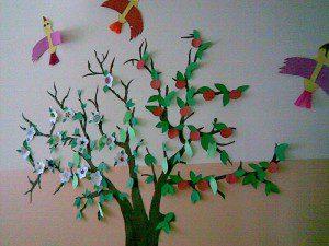 Harika bir ağaç :) sınıfınız yeşillensin…