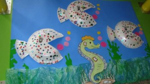 Balıklar projesi