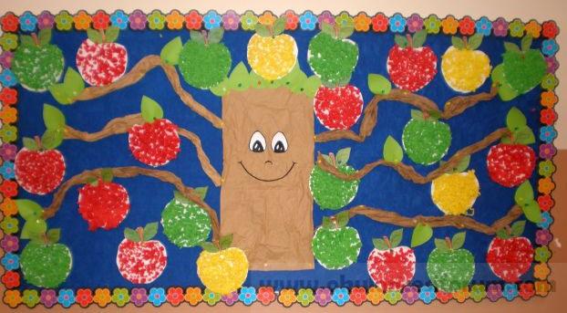 Elma Ağacı Okul öncesi Etkinlikleri