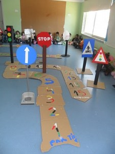 Monopoly tarzında trafik oyunu :)