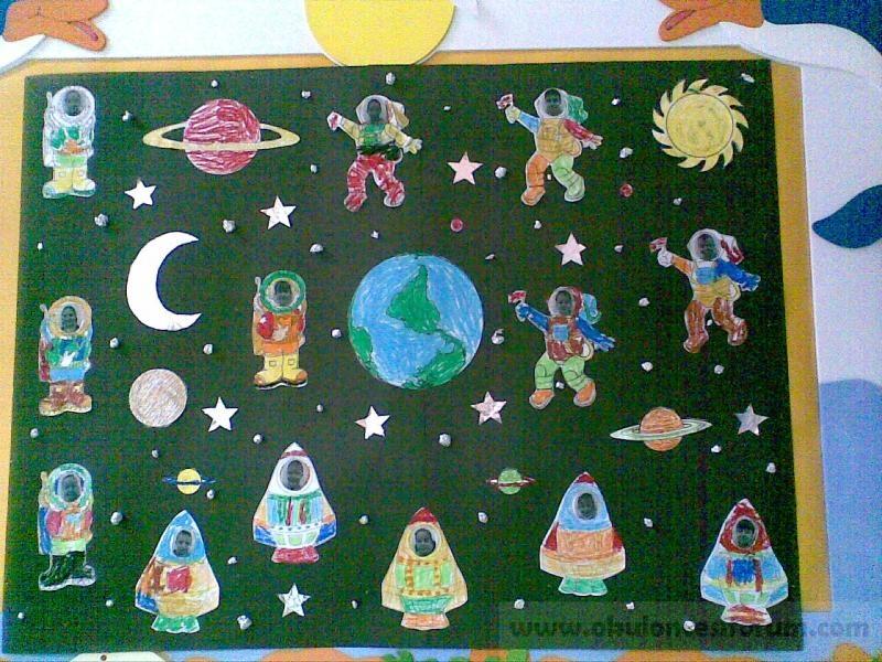 Gökyüzü Ve Uzay Okul öncesi Etkinlikleri