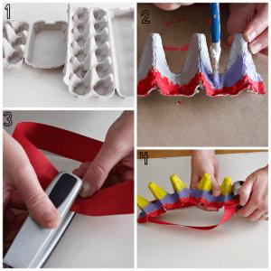 egg-carton-dinosaur-hat-craft-for-kids