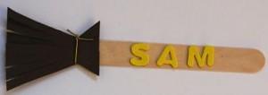 broomstick-bookmark