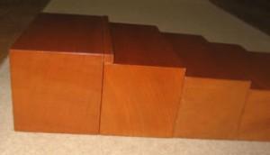 kahverengi merdiven