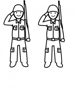 Anitkabir Asker Aslan Boyama Sayfalari Ve Proje Resimleri Okul