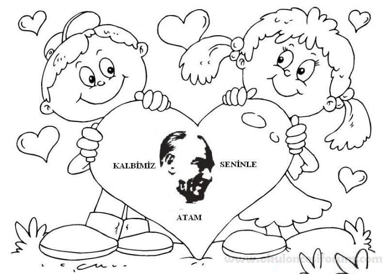 10 Kasım Atatürkü Anma Haftası Okul öncesi Etkinlikleri Okul