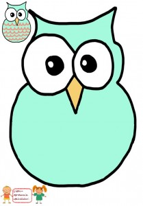 baykuşun desenleri