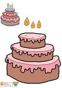 pastanın mumları