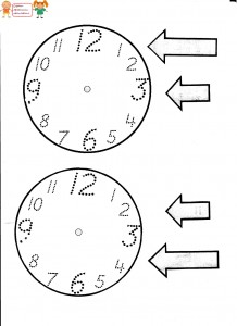 saat kalıp
