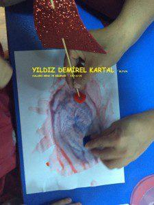 suyun halleri ana ve ara renkler buz. (4)