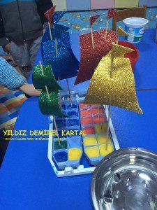suyun halleri ana ve ara renkler buz. (7)