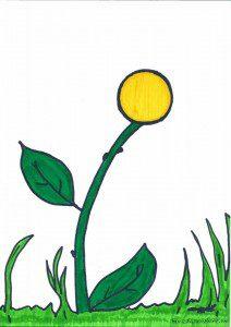 çiçekle toplama