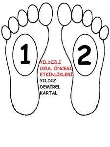 1-2 MATEMATİK ayak