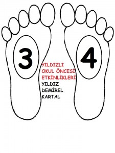 3-4 MATEMATİK ayak