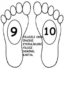 9-10 MATEMATİK ayak