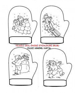 ELDİVENLİ kar hikayesi (4)
