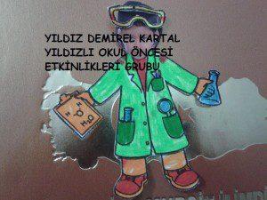 Okul Oncesi Forum Meslekler Sinif Ici Etkinlik Ve Kalipli Boyama