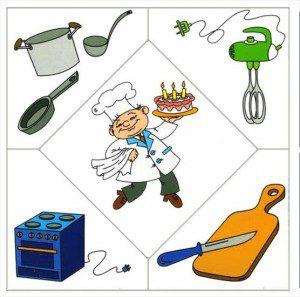 aşçı puzzle
