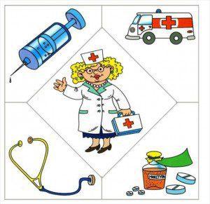 hemşire puzzle