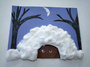 kış uykusundaki ayı