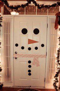 kardan adam figürlü kapı süsleme (1)