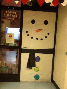 kardan adam figürlü kapı süsleme (2)