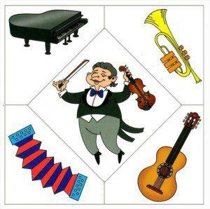 müzisyen puzzle