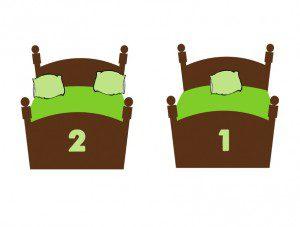 maymun yatak kartları 1-2