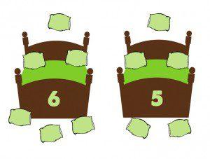 maymun yatak kartları 5-6