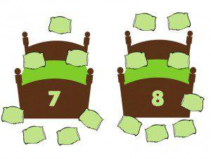 maymun yatak kartları 7-8