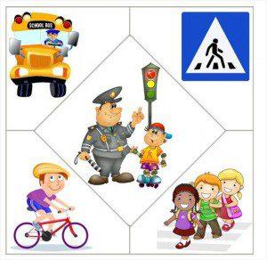 trafik polisi puzzle