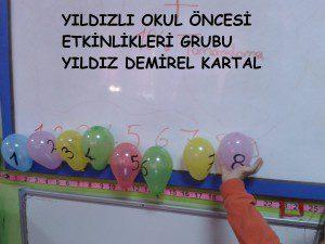 Balon deneyi ile toplama etkinliği (3)