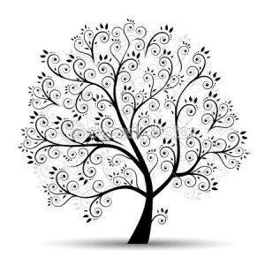ağaç silüetleri (1)