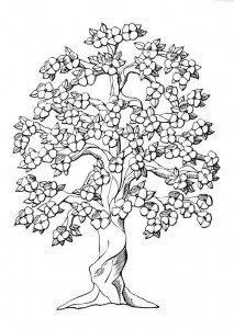 ağaç silüetleri (3)