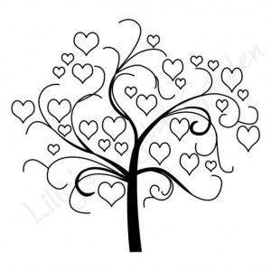 ağaç silüetleri (4)