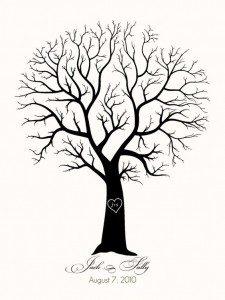 ağaç silüetleri (5)