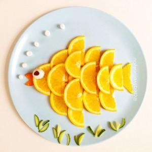 balık portakal
