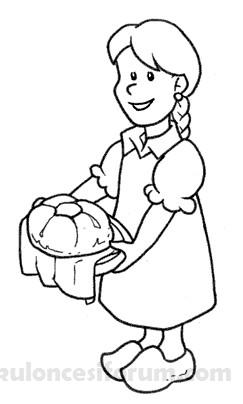 Ekmeğin Oluşum Aşamaları Etkinliği Okul öncesi Etkinlikleri
