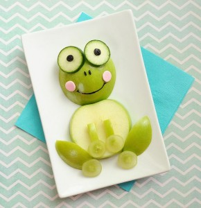 elma kurbağa