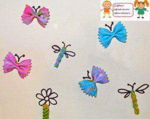 makarnadan kelebek ve yusufçuklar 2