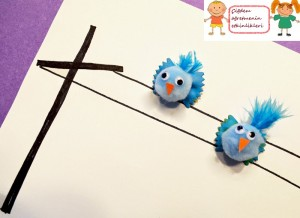 makarnadan mavi kuşlar
