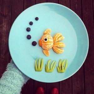 mandalina balık