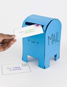 posta kutusu 1