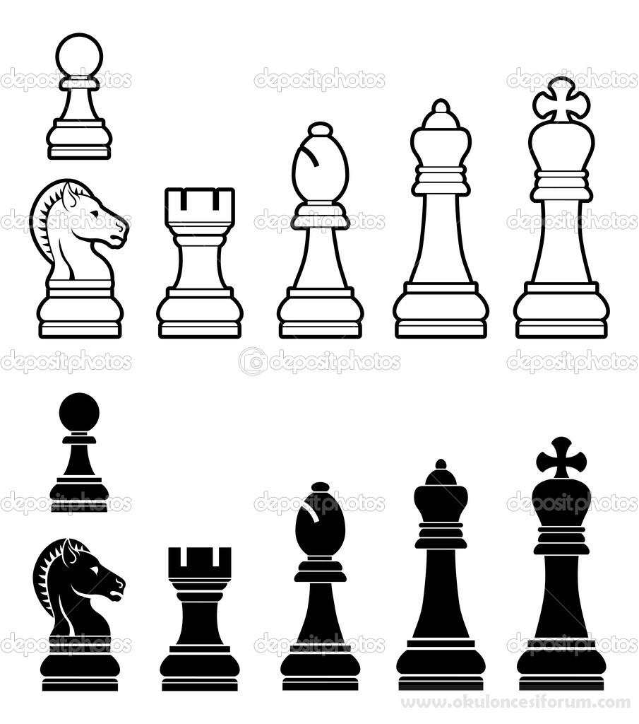 Okul öncesi çocukları Için Satranç Oyunu şarkısı Okul öncesi