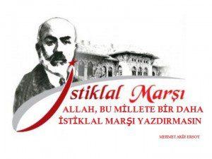 İSTİKLAL MARŞININ KABULÜ-MEHMET AKİF ERSOY