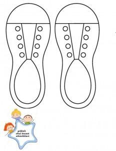 Ayakkabı bağcığı  bağlama
