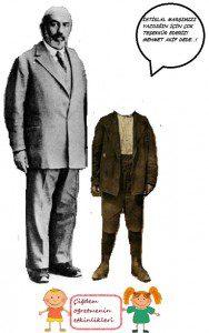 MEHMET AKİF ERSOY ve erkek çocuk