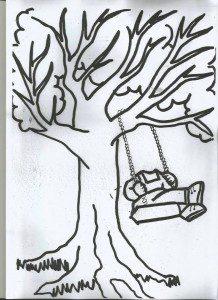 bahar ağacımız kalıp