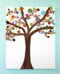 düğme ağaç 5