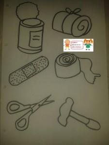 deprem çantası malzemeleri 1